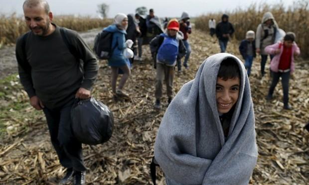 Chegadas de imigrantes irregulares à UE alcançam 170 mil em setembro