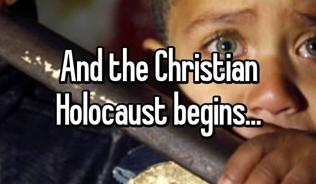 """DESCOBERTOS """"MATADOUROS ISLÂMICOS HUMANOS"""" PARA CRISTÃOS NA SÍRIA"""