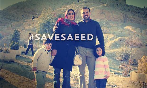 Pastor Saeed está sofrendo em uma prisão iraniana, mas ele também está levando os presos a Cristo.