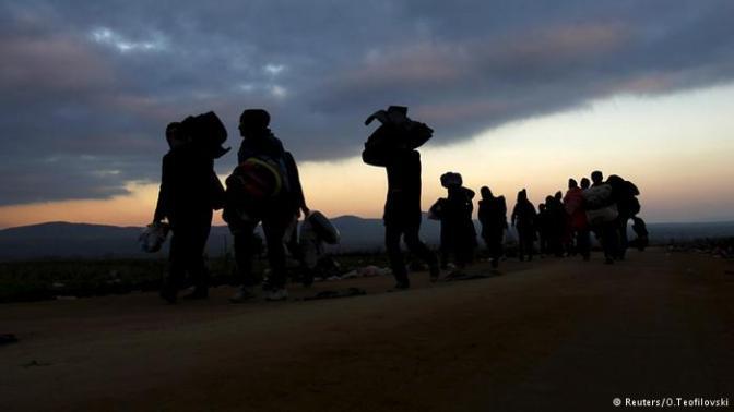 União Europeia abrigará 100 mil refugiados ao longo dos Bálcãs