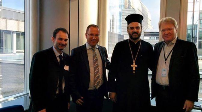 Representante dos democratas cristãos suecos denuncia relativismo moral da União Europeia ao não condenar esfaqueamentos de civis israelenses e incitação à violência pelas lideranças palestinas