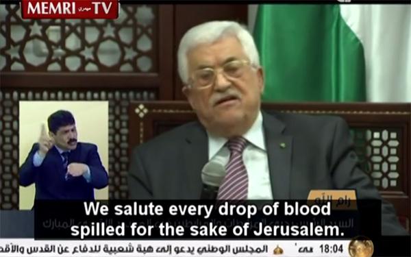 Palestinos, e não os israelenses, precisam do evangelho da Paz