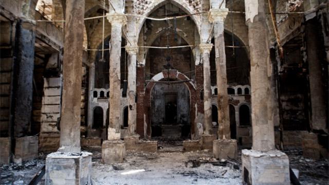 População cristã do Egito corre riscos cada vez maiores