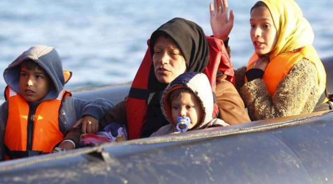 UE prevê a chegada de mais três milhões de imigrantes até 2017