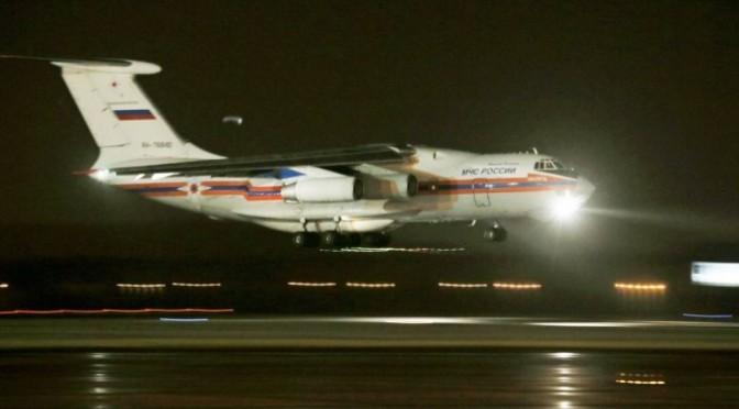 Queda de avião foi causada por fator externo, diz companhia aérea