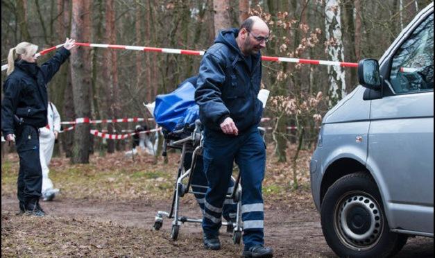 Jovem alemã grávida queimada viva por imigrantes turcos