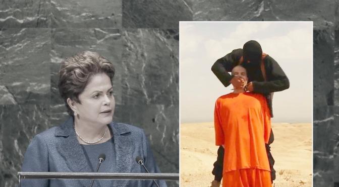 A Sharia bate à porta do Palácio do Planalto