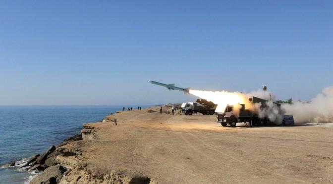 """Irã testa mísseis e """"viola resoluções da ONU"""""""