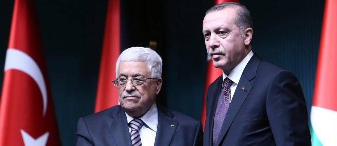"Erdogan elogia onda de terror palestino como ""nobre luta"""