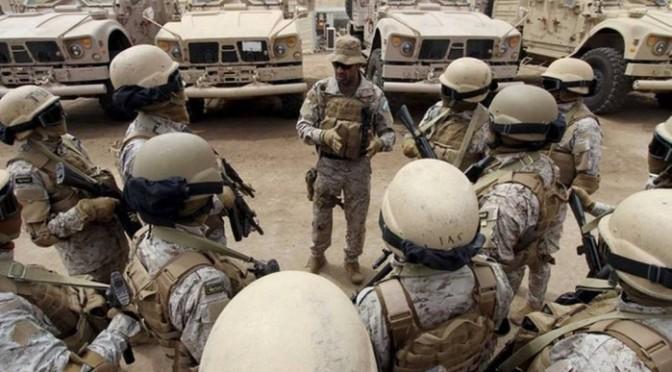 Arábia Saudita anuncia coalizão islâmica antiterrorista com 34 países
