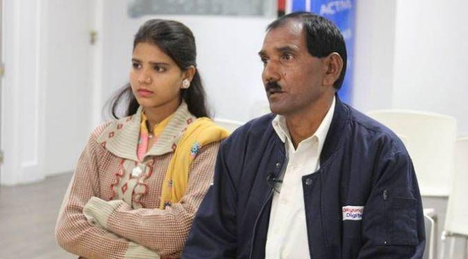 Entre a perseguição e o medo, assim vive a família de Asia Bibi no Paquistão