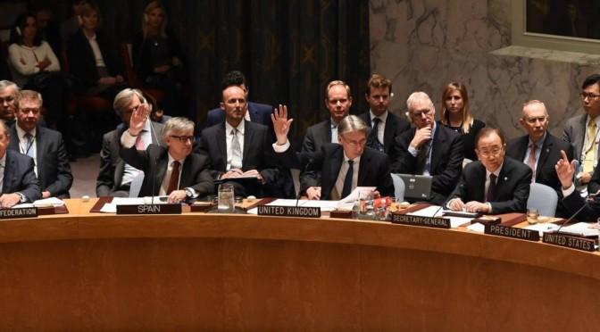 Conselho de Segurança aprova plano de paz na Síria sem menção a Assad