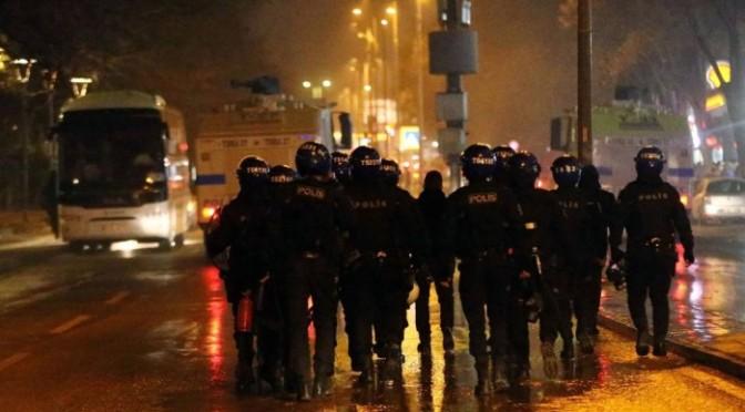 Turquia detém dois suspeitos de planejar ataque durantes as celebrações do Ano Novo