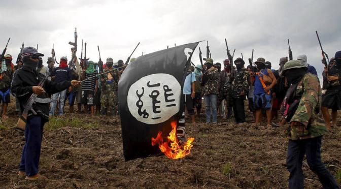 Grupo cristão filipino anuncia luta armada contra EI