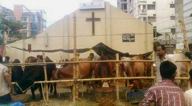 Está cada vez mais difícil ser cristão em Bangladesh