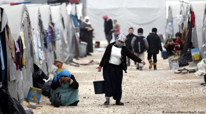 Turquia pede mais 2 bilhões de euros em ajuda para refugiados