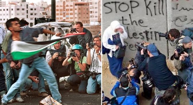 Palestinos: Viés e Ignorância da Mídia Ocidental
