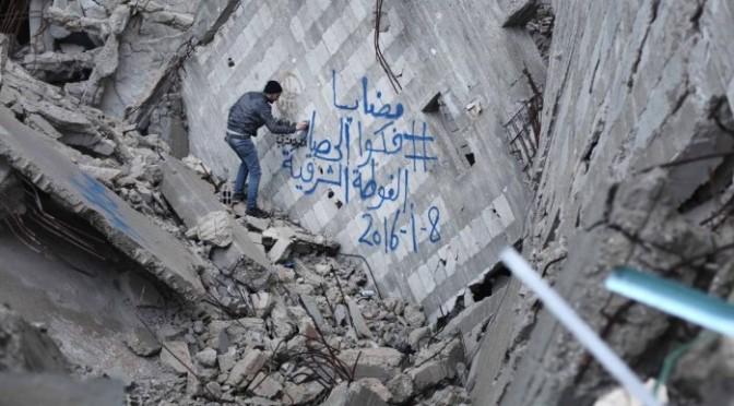 Bombardeio russo na Síria mata 39 pessoas e fere 50