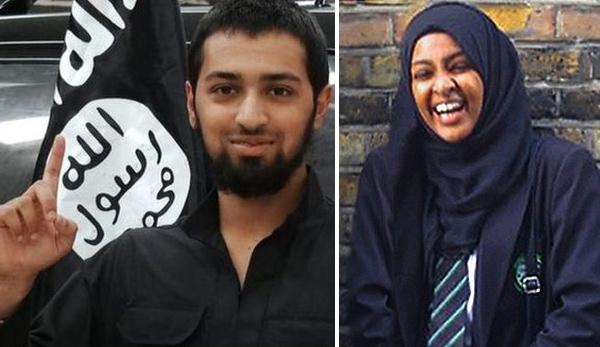 A Islamização da Grã-Bretanha em 2015