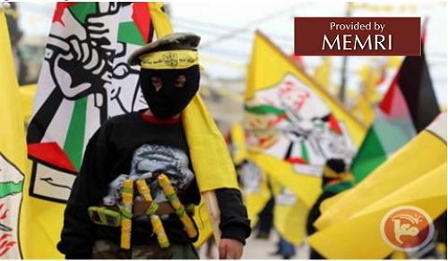 Crianças desfilam com explosivos e lançadores de granadas em comemoração pelo 'Dia do Fatah', em Belém