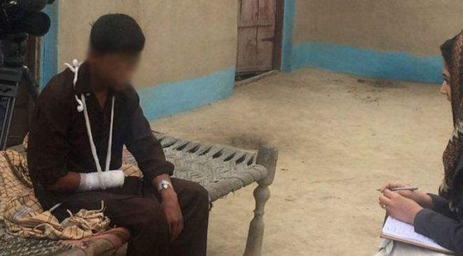 Menino amputa própria mão para se 'desculpar' por insulto a Maomé e vira 'herói' no Paquistão