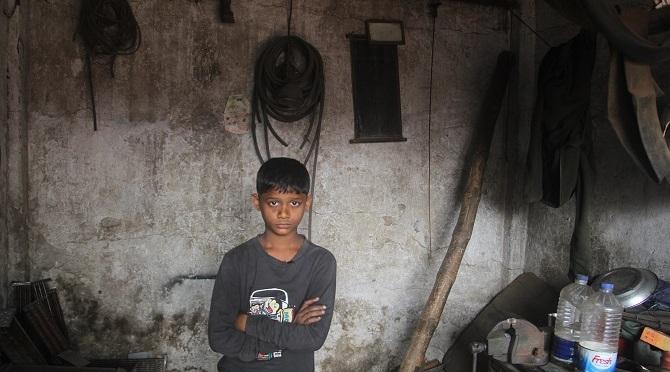 A dura realidade das crianças trabalhadoras em Bangladesh
