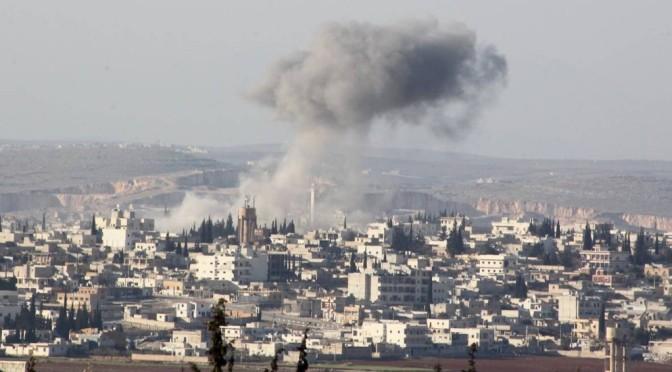 ONU interrompe negociações sobre a Síria em Genebra