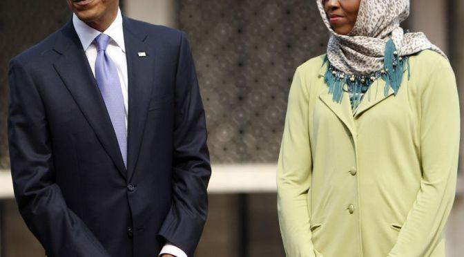 Mesquita escolhida por Obama para a visita tem ligações com grupos extremistas