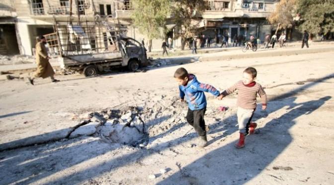 Mortes em massa em prisões na Síria são crime de 'extermínio', diz ONU