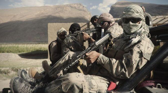 Número de vítimas civis cresce no Afeganistão