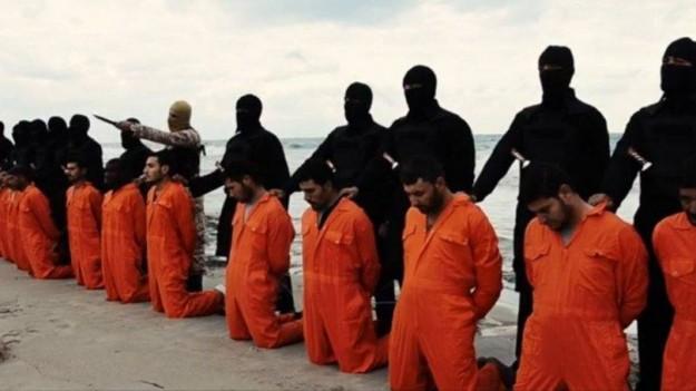 Um ano: 21 cristãos decapitados na Líbia