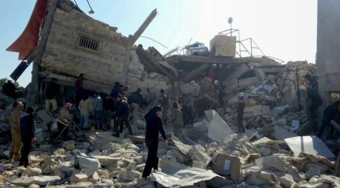 Mais de 90 ataques na Síria atingiram hospitais apoiados pela MSF em 2015, denuncia ONG