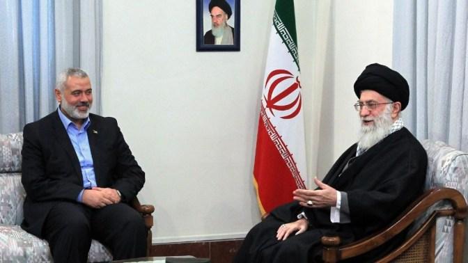 Irán anuncia que financiará a las familias de los mártires palestinos que murieron en la 'Intifada de Jerusalem'