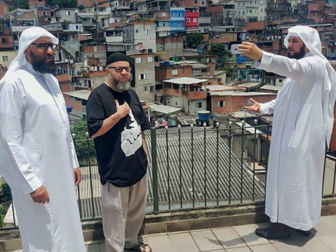 Um jihadista no Brasil