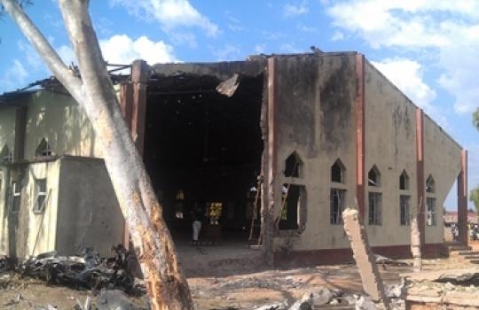 Violência contra cristãos aumenta na Nigéria