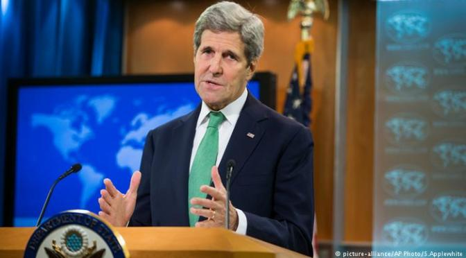 """EUA dizem que """"Estado Islâmico"""" cometeu genocídio"""