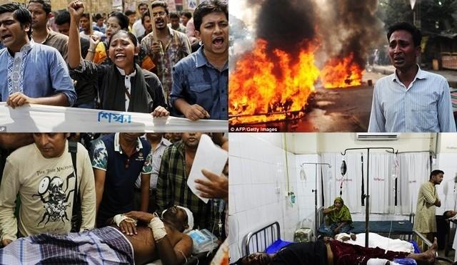 Bangladesh considera abandonar o Islã como religião oficial após sequência de ataques extremistas