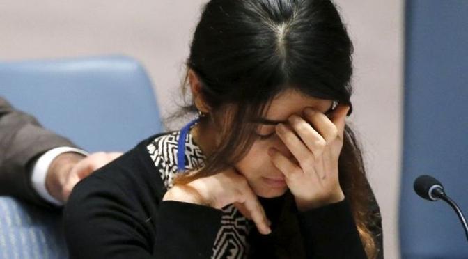 ISIS executa 250 mulheres em Mosul por se recusarem a ser escravas sexuais