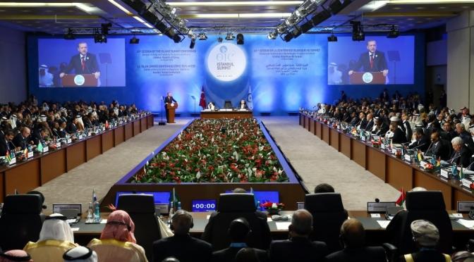 Líderes islâmicos mundiais procuram superar as diferenças