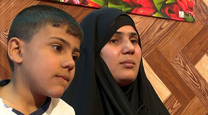 Famílias iraquianas recorrem a venda de órgãos contra pobreza