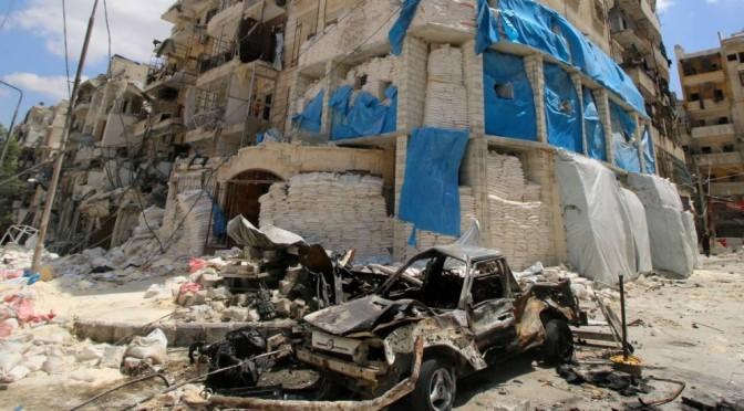 Ataque aéreo destrói hospital apoiado pela Médicos Sem Fronteiras na Síria