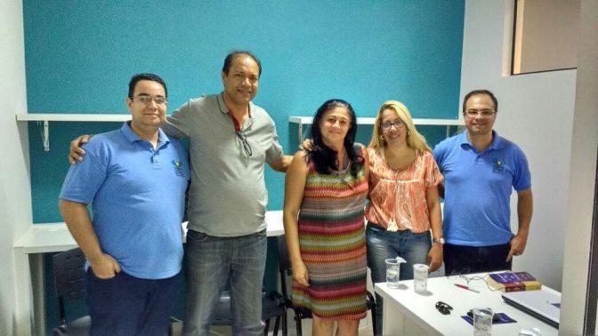 Pastor da 1ª Igreja Batista em Araras encaminhará pleito do EVM à CBB