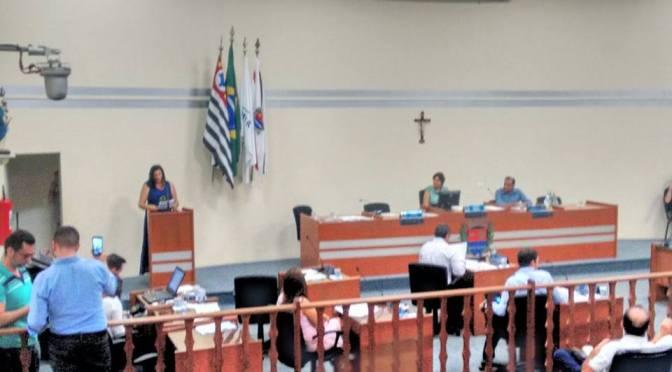 EVM na Câmara Municipal de Araras-SP