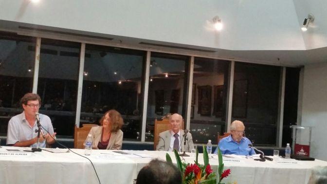 EVM presente em seminário sobre Religião e Política na UCAM