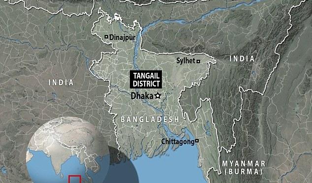Homem Hindu agredido até a morte nas ruas de Bangladesh por dois homens em motocicletas após criticar o profeta Maomé