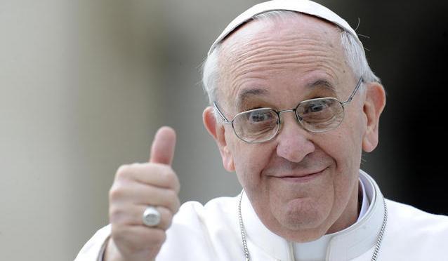 Papa recebe Prêmio Carlos Magno 2016