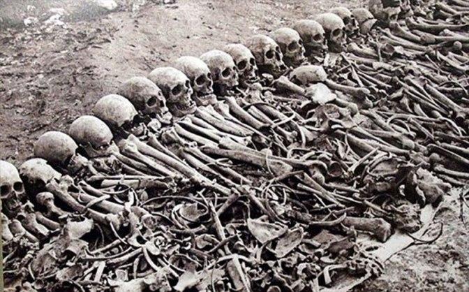 Desde 622 d.C, islã massacrou mais de 669 milhões de não-muçulmanos