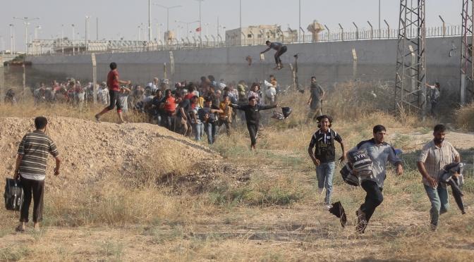 Guardas de fronteira da Turquia estão atirando e matando refugiados, denuncia ONG
