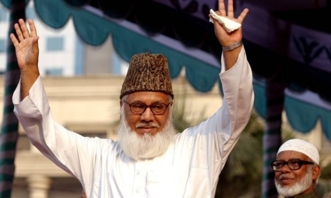 Bangladesh executa líder islâmico por crimes de guerra em 1971