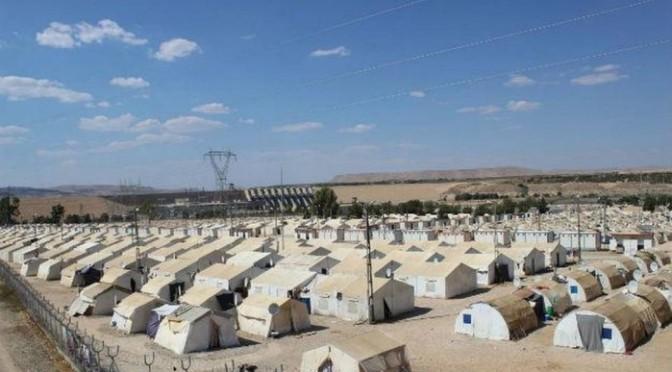 Agente turco violentou crianças sírias em campo de refugiados